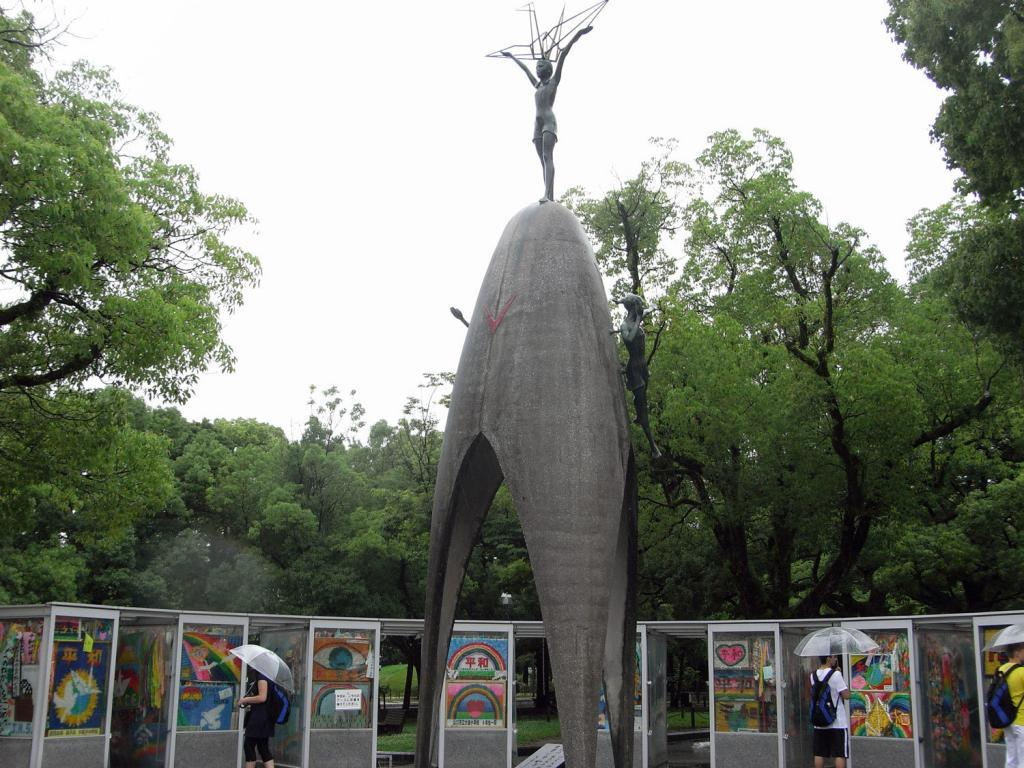 Friedenspark in Hiroshima