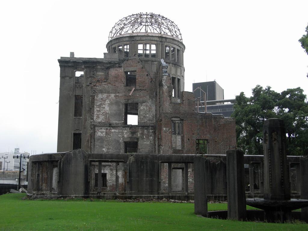 Altes Rathaus in Hiroshima