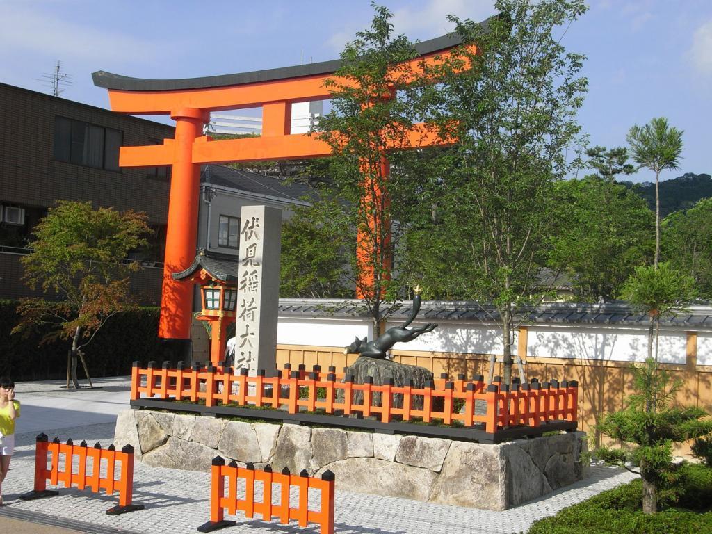 Torii in Kyoto