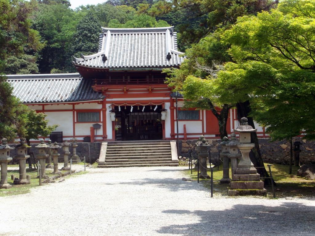 Eingang in Nara