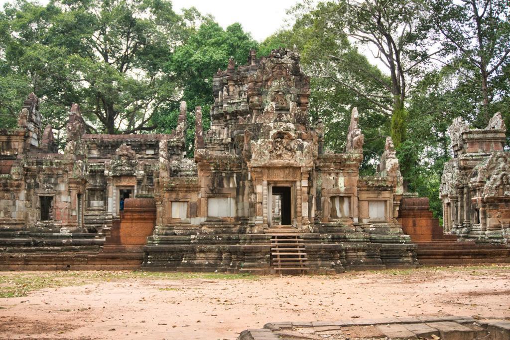 Chau Say Tevoda in Kambodscha