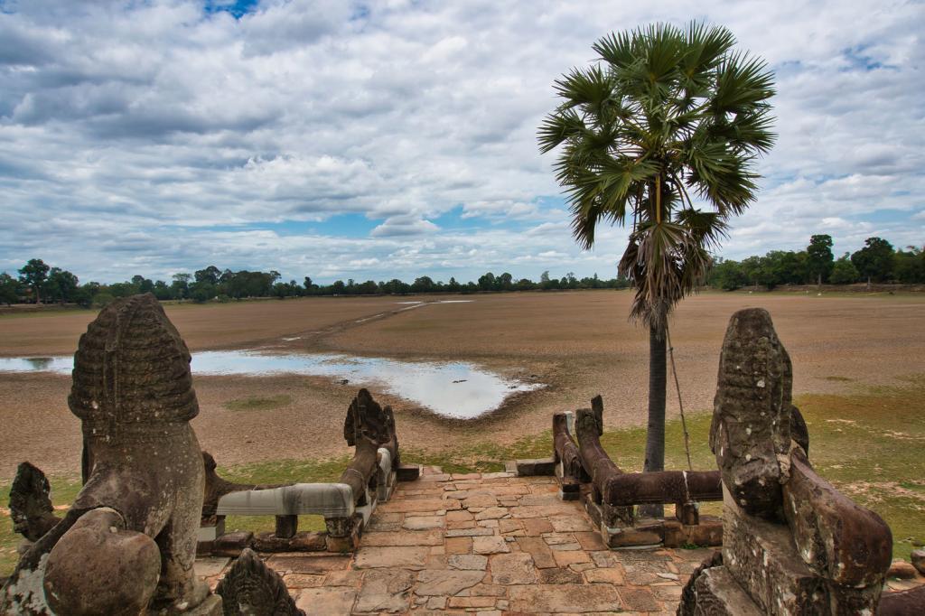 Srah Srang in Kambodscha