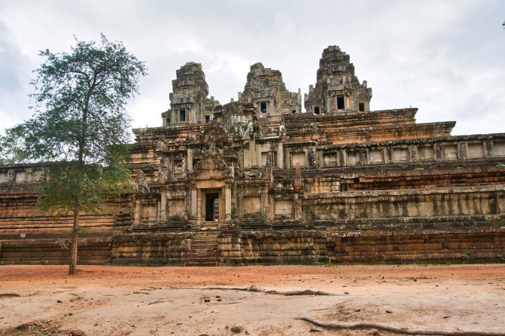 Ta Keo in Kambodscha