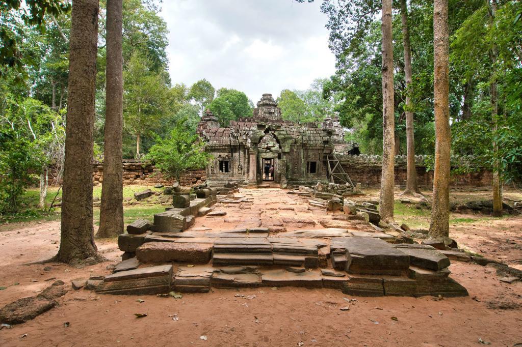 Ta Som in Kambodscha