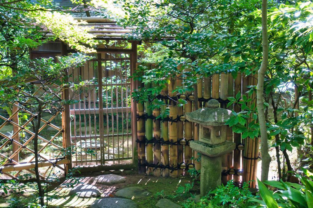 Japanischer Garten im Nezu-Museum