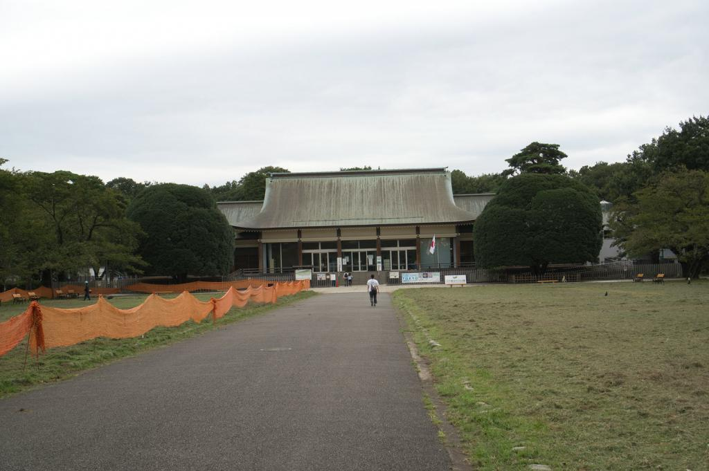 Das Edo-Tokio Freilicht-Architektur-Museum.