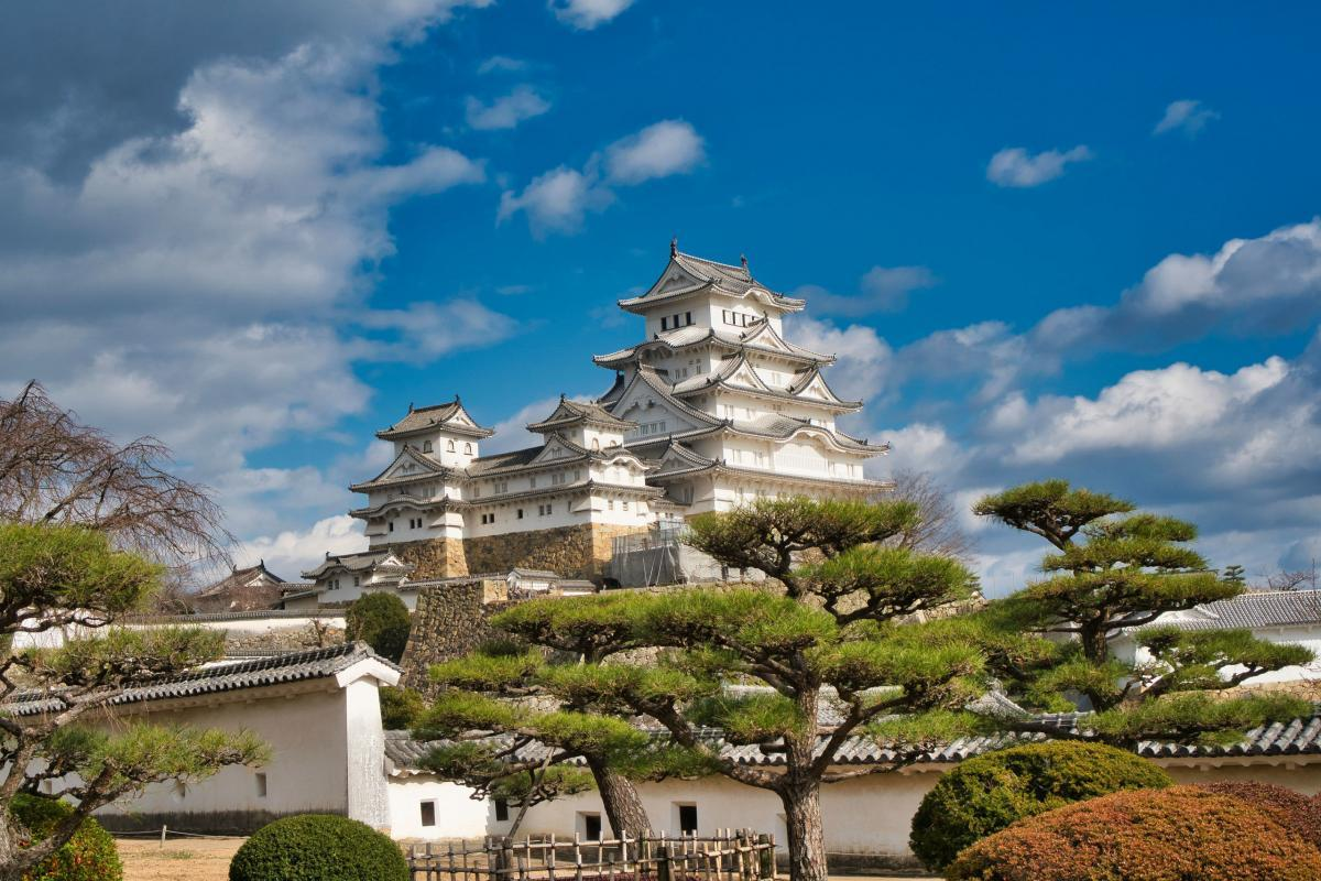Ausflug nach Himeji Titelbild.