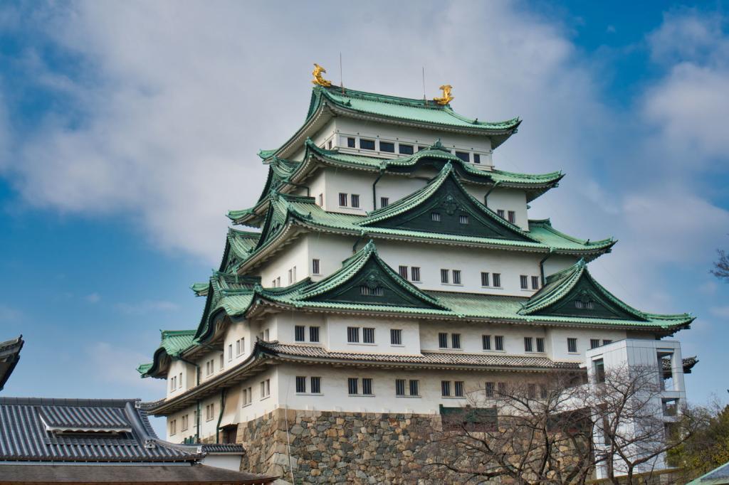 Bild von Burg Nagoya
