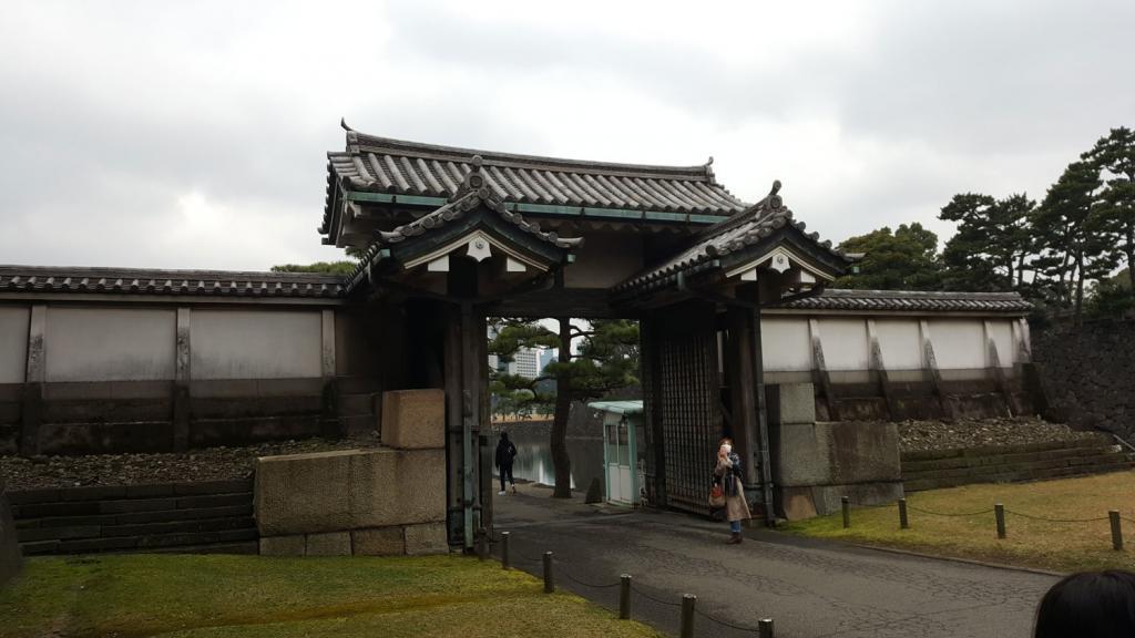 Bild des Kouraimon der Burg Edo