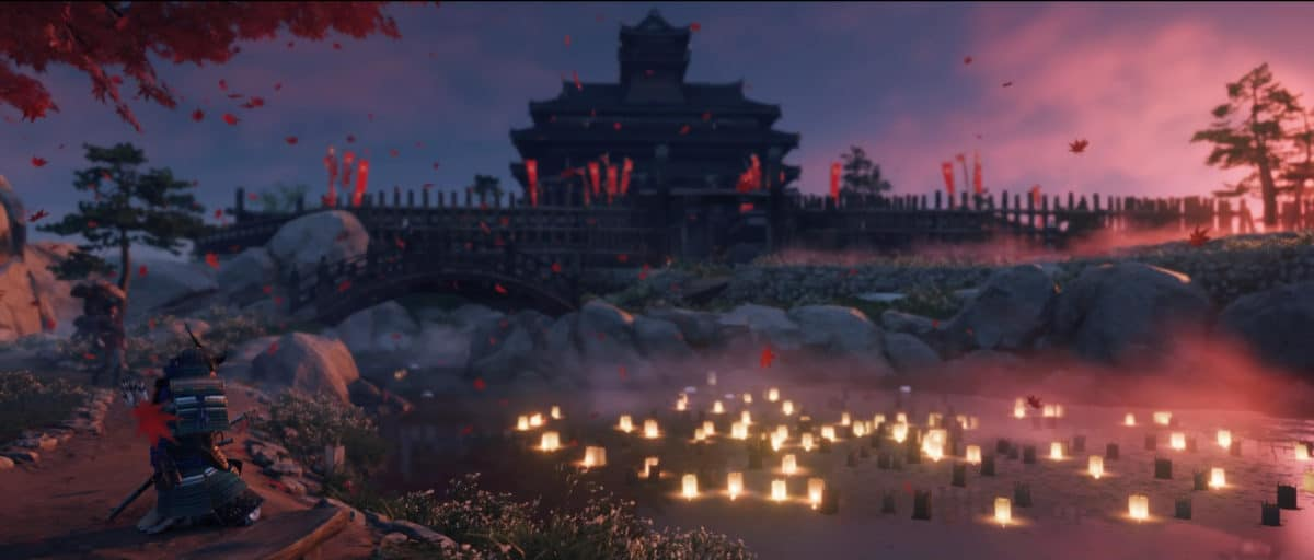 Titelbild für den Beitrag Ghost of Tsushima Japan Fact Check