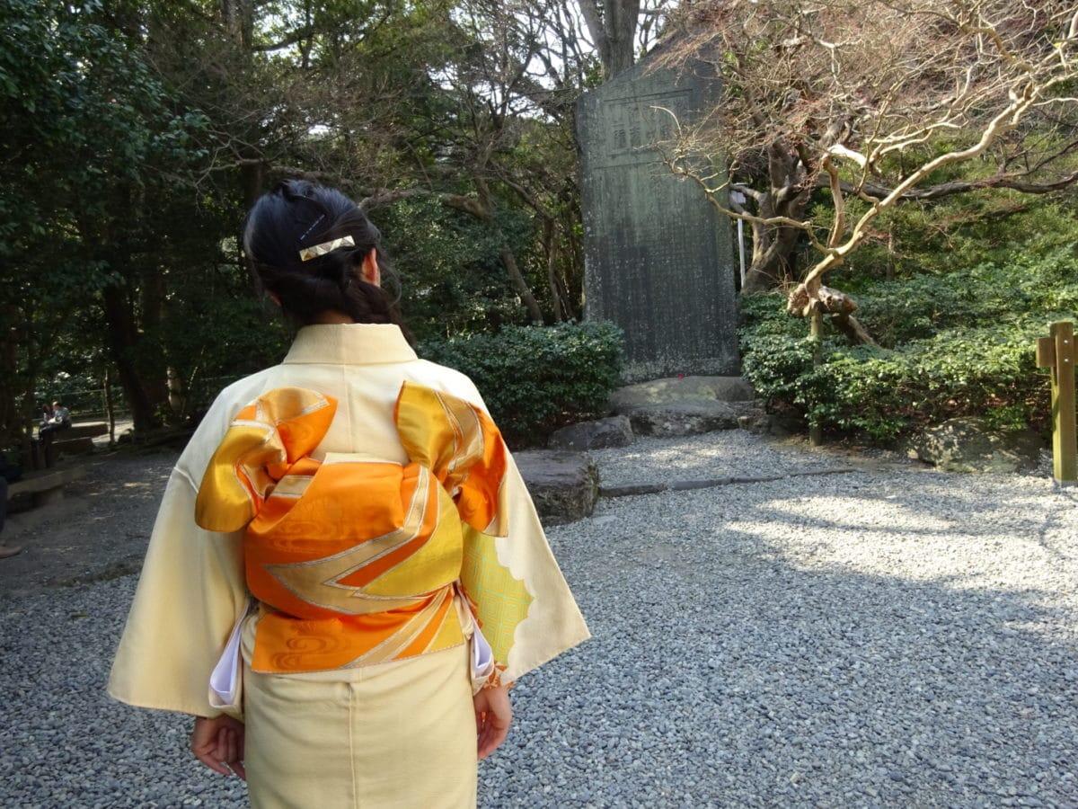 Titelbild: Varianten des Kimono