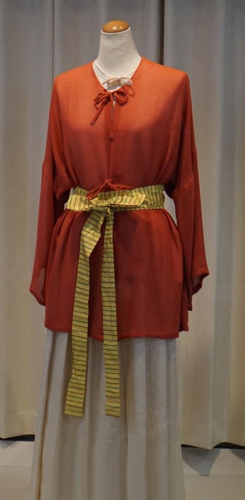 Japanische Kleidung während der Yamato-Zeit