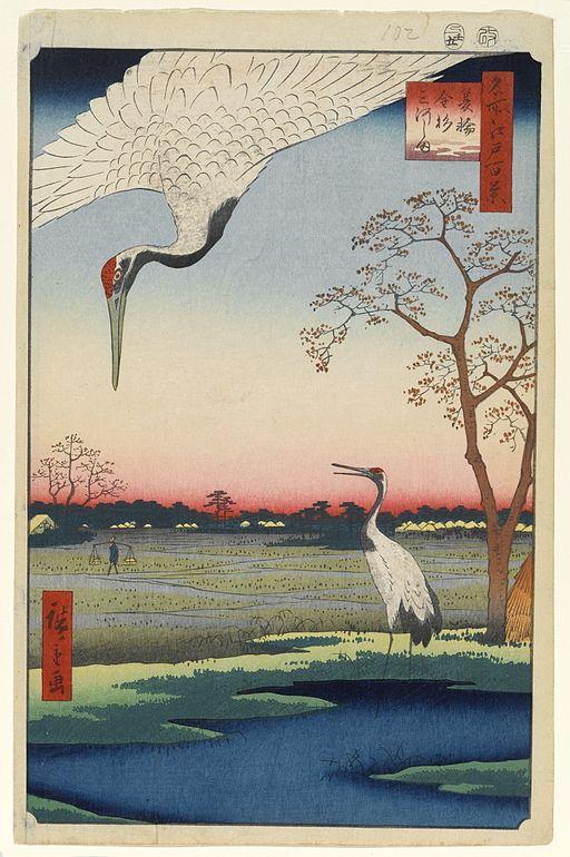 Tiere aus Japan 100 Ansichten von Edo Kranich
