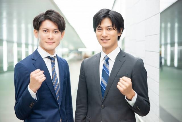 Vaterrollen in Japan, motivierte Salaryman