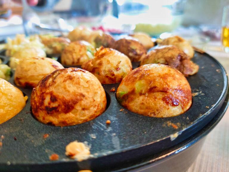 Takoyaki Rezept Titelbild